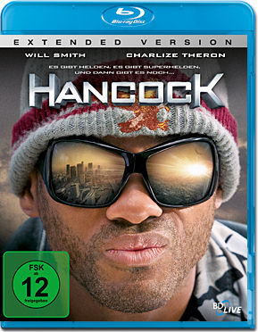 Hancock - Extended Version Blu-ray