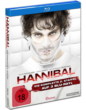 Hannibal: Staffel 2 Box Blu-ray (3 Discs)