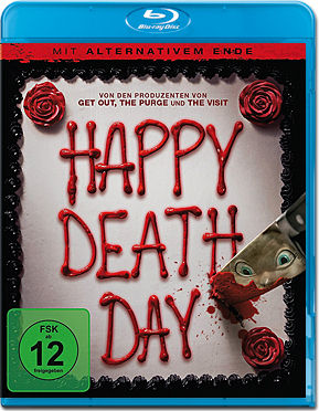 Happy Deathday Blu-ray