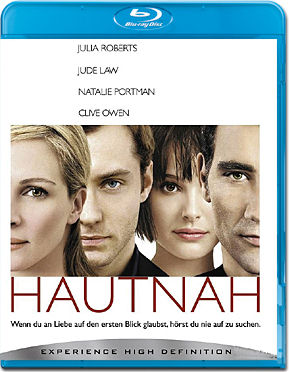 Hautnah - Closer Blu-ray