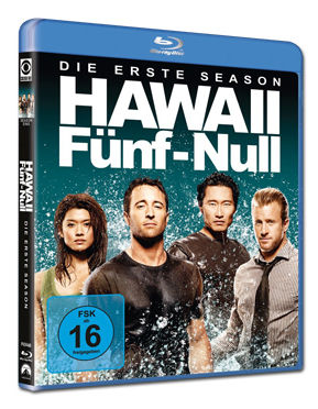 Hawaii Five-0: Staffel 1 Box Blu-ray (6 Discs)