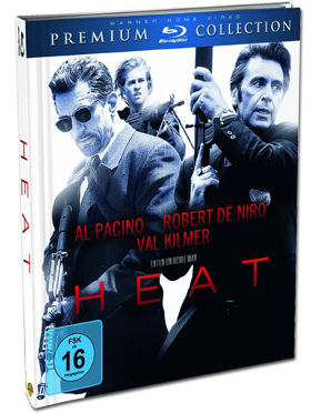 Heat - Premium Collection Blu-ray