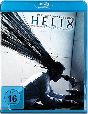 Helix: Season 1 Box Blu-ray (3 Discs)