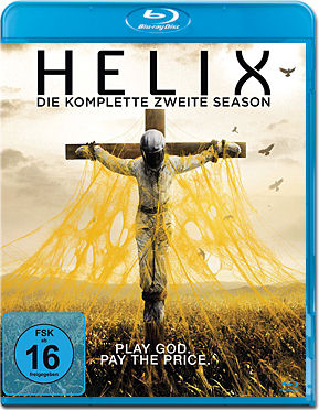 Helix: Season 2 Box Blu-ray (3 Discs)