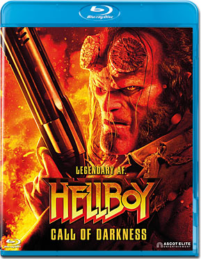 Hellboy: Call of Darkness Blu-ray