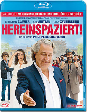 Hereinspaziert! Blu-ray