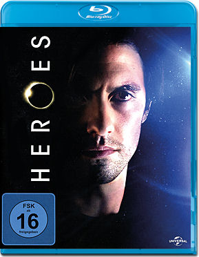 Heroes: Staffel 1 Box Blu-ray (5 Discs)
