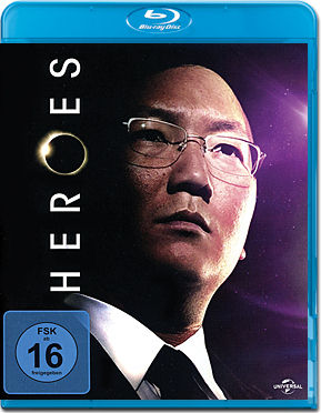 Heroes: Staffel 2 Box Blu-ray (3 Discs)