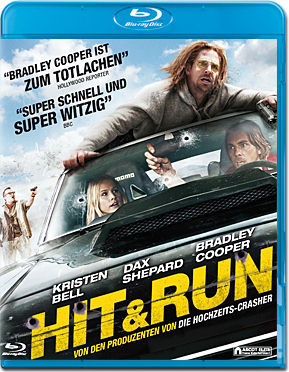 Hit & Run Blu-ray