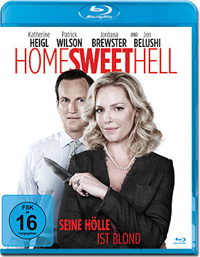 Home Sweet Hell Blu-ray