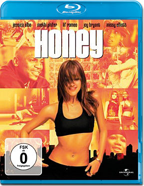 Honey Blu-ray