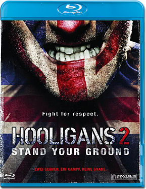 Hooligans 2: Stand your Ground Blu-ray