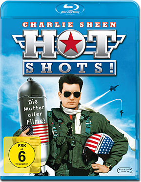 Hot Shots! 1: Die Mutter aller Filme Blu-ray