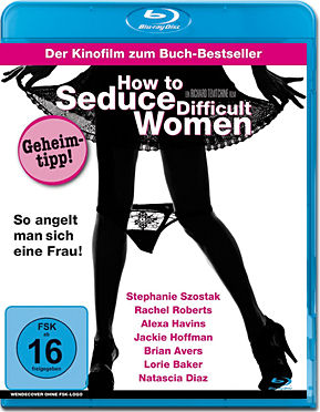How to Seduce Difficult Women Blu-ray
