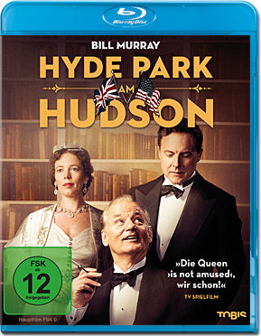 Hyde Park am Hudson Blu-ray