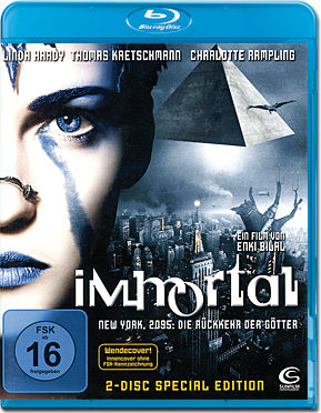 Immortal - Special Edition Blu-ray (2 Discs)