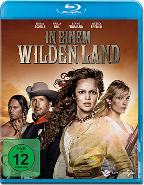 In einem wilden Land Blu-ray