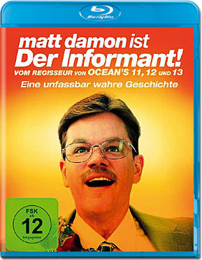 Der Informant! Blu-ray