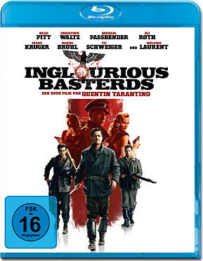 Inglourious Basterds Blu-ray