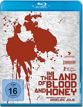 In the Land of Blood and Honey Blu-ray