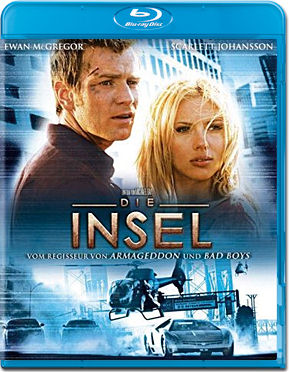 Die Insel - The Island Blu-ray