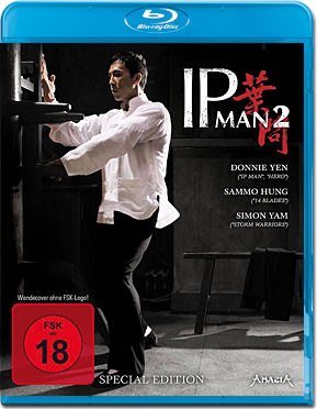 IP Man 2 - Special Edition Blu-ray