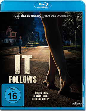 It Follows Blu-ray