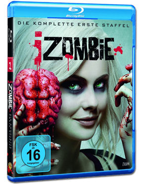 iZombie: Staffel 1 Box Blu-ray (3 Discs)