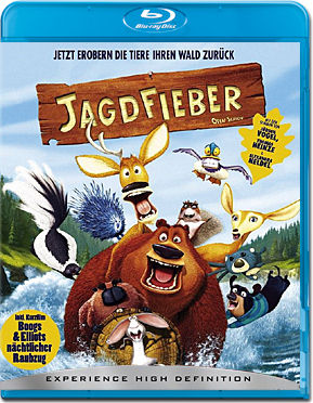Jagdfieber - Open Season Blu-ray