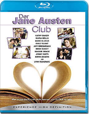 Der Jane Austen Club Blu-ray