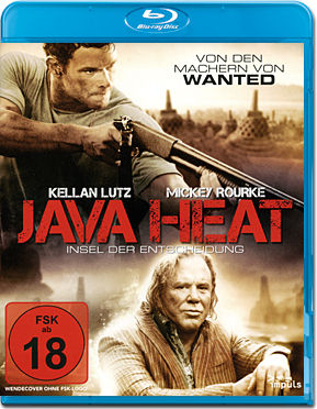 Java Heat Blu-ray