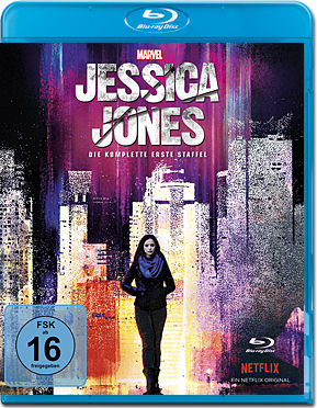 Jessica Jones: Staffel 1 Box Blu-ray