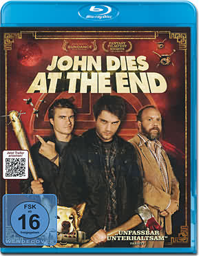 John Dies at the End Blu-ray