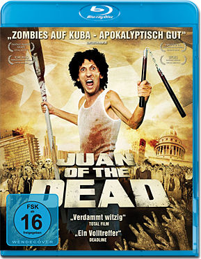 Juan of the Dead Blu-ray