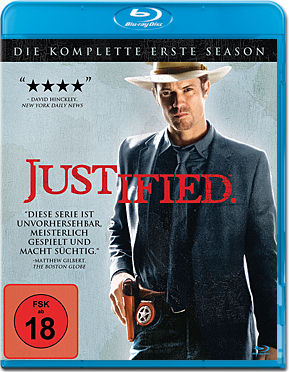 Justified: Season 1 Box Blu-ray (3 Discs)