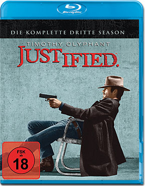 Justified: Season 3 Box Blu-ray (3 Discs)