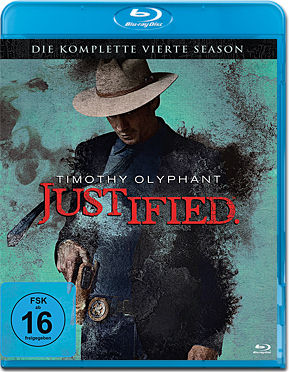 Justified: Season 4 Box Blu-ray (3 Discs)