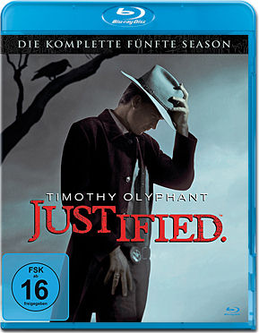 Justified: Season 5 Box Blu-ray (3 Discs)