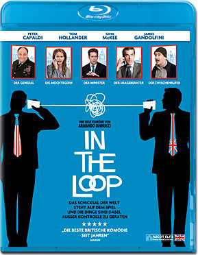 Kabinett ausser Kontrolle - In the Loop Blu-ray