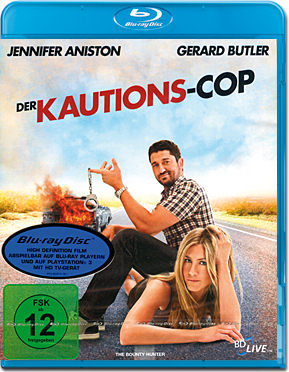 Der Kautions-Cop Blu-ray