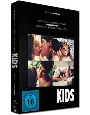 Kids - Limited Mediabook Edition Blu-ray (2 Discs)