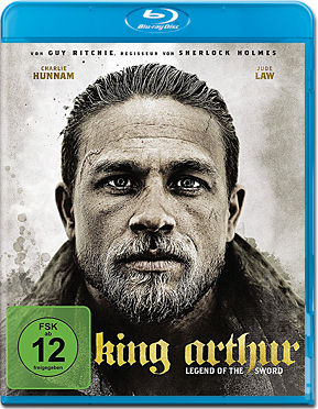 King Arthur: Legend of the Sword Blu-ray