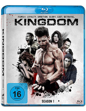 Kingdom: Staffel 1 Box Blu-ray (3 Discs)
