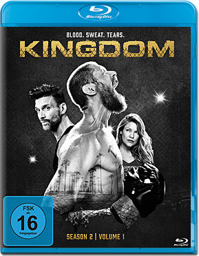 Kingdom: Staffel 2 Vol. 1 Blu-ray (3 Discs)