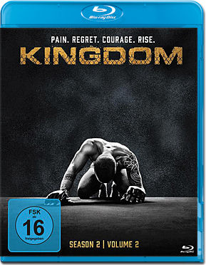 Kingdom: Staffel 2 Vol. 2 Blu-ray (3 Discs)