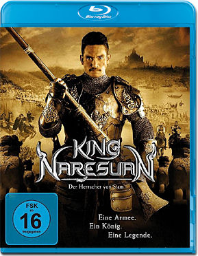 King Naresuan - Special Edition Blu-ray