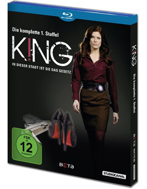 King: Staffel 1 Box Blu-ray