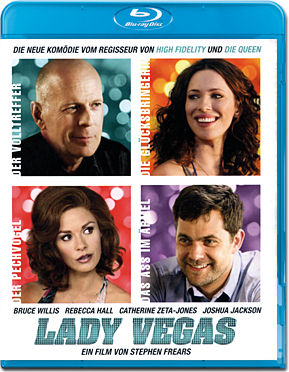 Lady Vegas Blu-ray