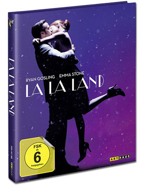 La La Land - Mediabook Edition (inkl. Soundtrack CD) Blu-ray