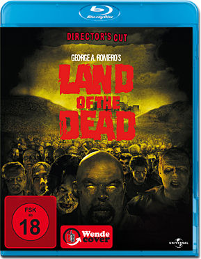 Land of the Dead - Director's Cut Blu-ray